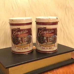 Vintage S&P Shakers | Very Unique